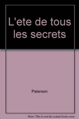 """Afficher """"L'Été de tous les secrets"""""""