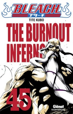"Afficher ""Bleach n° 45 The Burnout inferno"""