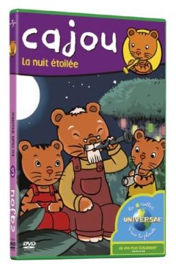 """Afficher """"Cajou Cajou : La nuit des étoiles"""""""