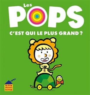 """Afficher """"Les Pops C'est qui le plus grand ?"""""""