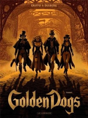 "Afficher ""Golden dogs n° 1 Fanny"""