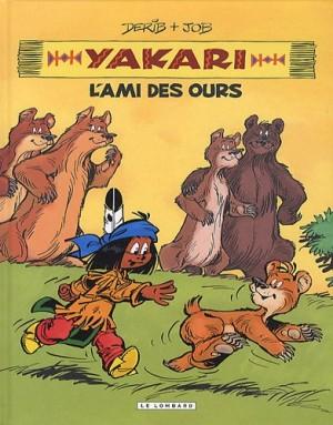 "Afficher ""Yakari L'ami des ours"""