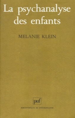 "Afficher ""La psychanalyse des enfants"""