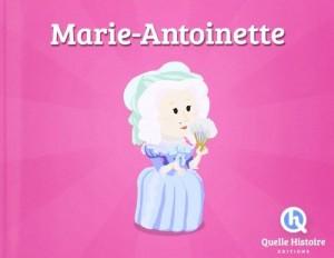 vignette de 'Marie-Antoinette (Albin Quéru)'