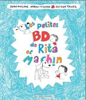 """Afficher """"Les petites BD de Rita et Machin"""""""