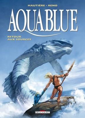 """Afficher """"Aquablue n° 12 Retour aux sources"""""""