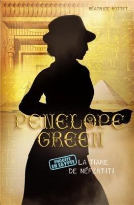 "Afficher ""Penelope Green n° 4 Tiare de Néfertiti (La)"""