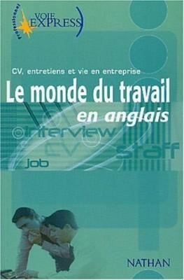 """Afficher """"Le monde du travail en anglais"""""""