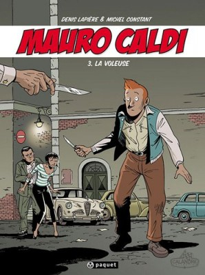 """Afficher """"Mauro Caldi n° 3 La voleuse"""""""