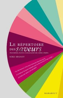 vignette de 'Le répertoire des saveurs (Niki Segnit)'