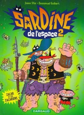 """Afficher """"Sardine de l'espace n° 2 Zacar et les Zacariens"""""""