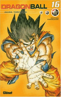 "Afficher ""Dragon Ball n° 16 Cell"""