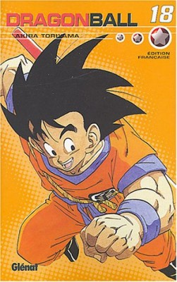 "Afficher ""Dragon Ball n° 18 L'adieu de Sangoku"""