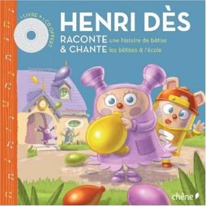 """Afficher """"Henri Dès raconte une histoire de bêtises & chante les bêtises à l'école"""""""