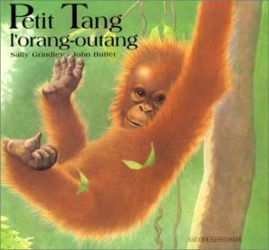 "Afficher ""Petit Tang, l'orang-outang"""