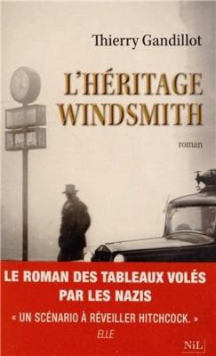 vignette de 'L'héritage Windsmith : roman (Thierry Gandillot)'