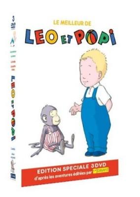 """Afficher """"Léo et Popi Léo et Popi : les animaux et la nature"""""""