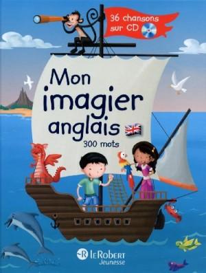 """Afficher """"Mon imagier anglais"""""""