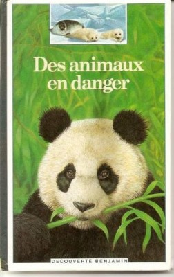 "Afficher ""Des Animaux en danger"""