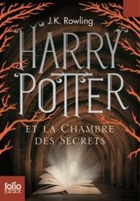 vignette de 'Harry Potter n° 2<br /> Harry Potter et la chambre des secrets (Joanne Kathleen Rowling)'