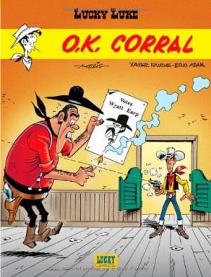 """Afficher """"Lucky Luke n° 36 O.K. Corral"""""""