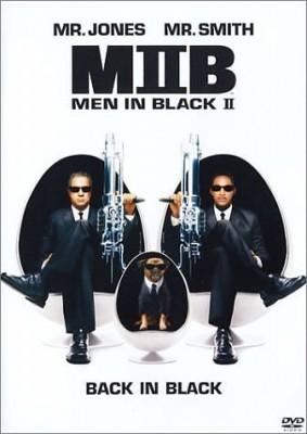"Afficher ""Men in black 2"""
