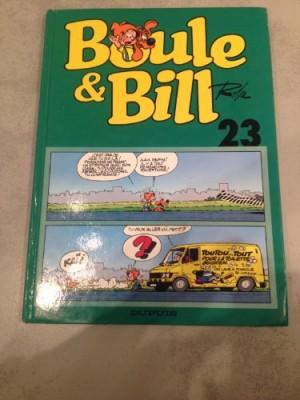 """Afficher """"Boule & Bill n° 1"""""""