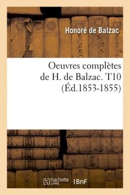 """Afficher """"uvres complètes de Honoré de Balzac..."""""""