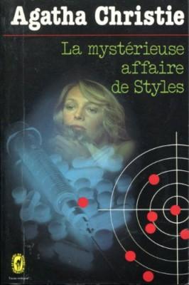 """Afficher """"LA MYSTERIEUSE AFFAIRE DE STYLE"""""""