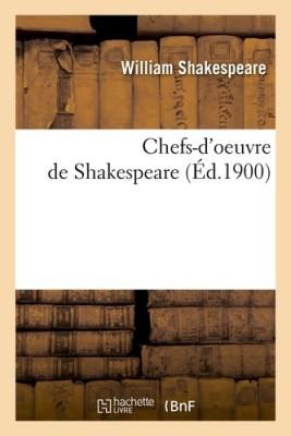"Afficher ""Chefs-d'oeuvre de Shakespeare"""