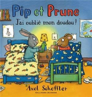 """Afficher """"Pip et PruneJ'ai oublié mon doudou !"""""""