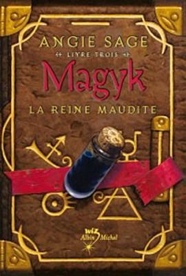 """Afficher """"Magyk Le Reine maudite"""""""
