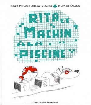 """Afficher """"Rita et Machin n° 9 Rita et Machin à la piscine"""""""