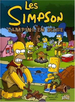 """Afficher """"Les Simpson n° 1 Les Simpson."""""""