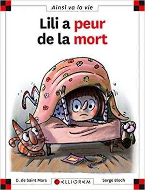 """Afficher """"Max et Lili n° 90 Lili a peur de la mort"""""""