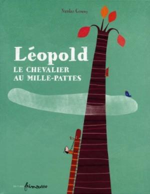 """Afficher """"Léopold, chevalier au mille-pattes"""""""