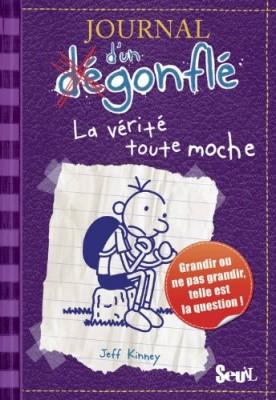 """Afficher """"Journal d'un dégonflé n° 5La vérité toute moche"""""""