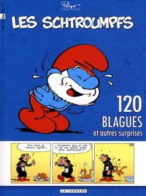 """Afficher """"120 blagues de Schtroumpfs n° 3 Les Schtroumpfs."""""""