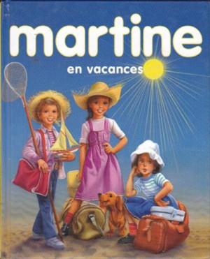 """Afficher """"Martine en vacances"""""""