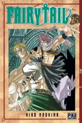 "Afficher ""Fairy Tail n° 15"""
