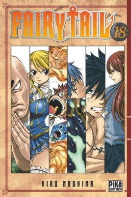 "Afficher ""Fairy Tail n° 18"""