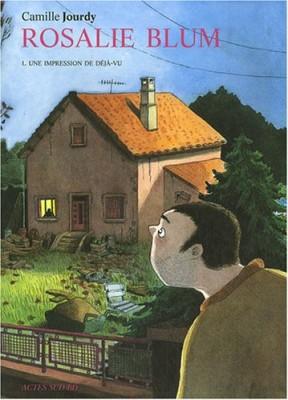 vignette de 'Rosalie Blum n° 1<br />Une impression de déjà-vu (Camille Jourdy)'