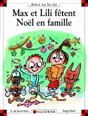 "Afficher ""Max et Lili fêtent Noël en famille"""