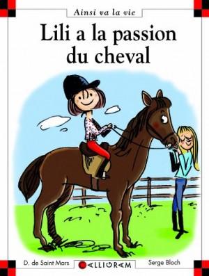 """Afficher """"Lili a la passion du cheval"""""""