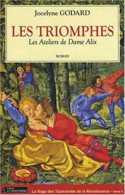 """Afficher """"Les ateliers de Dame Alix n° 6 Les triomphes"""""""