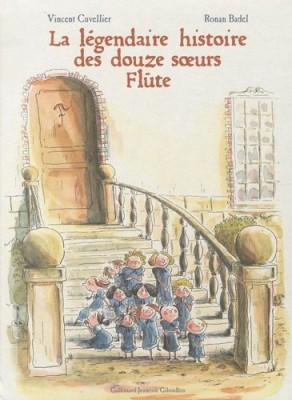 """Afficher """"La légendaire histoire des douze soeurs Flûte"""""""