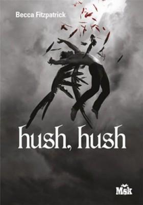 vignette de 'Hush, hush n° 1 (Becca Fitzpatrick)'