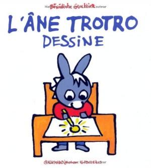 """Afficher """"L'âne Trotro n° 9 L'âne Trotro dessine"""""""