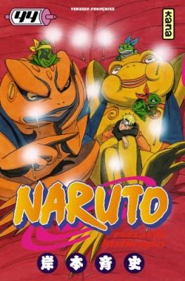 vignette de 'Naruto n° 44<br /> Naruto 44 (Masashi Kishimoto)'