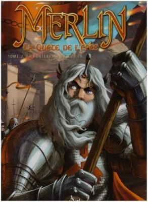 """Afficher """"Merlin n° 2La forteresse de Kunjir"""""""
